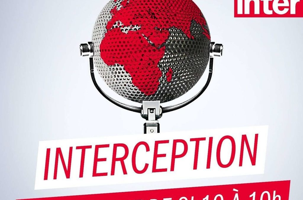 Un colis à tout prix – Interception – France Inter – Émission du 4 avril 2021