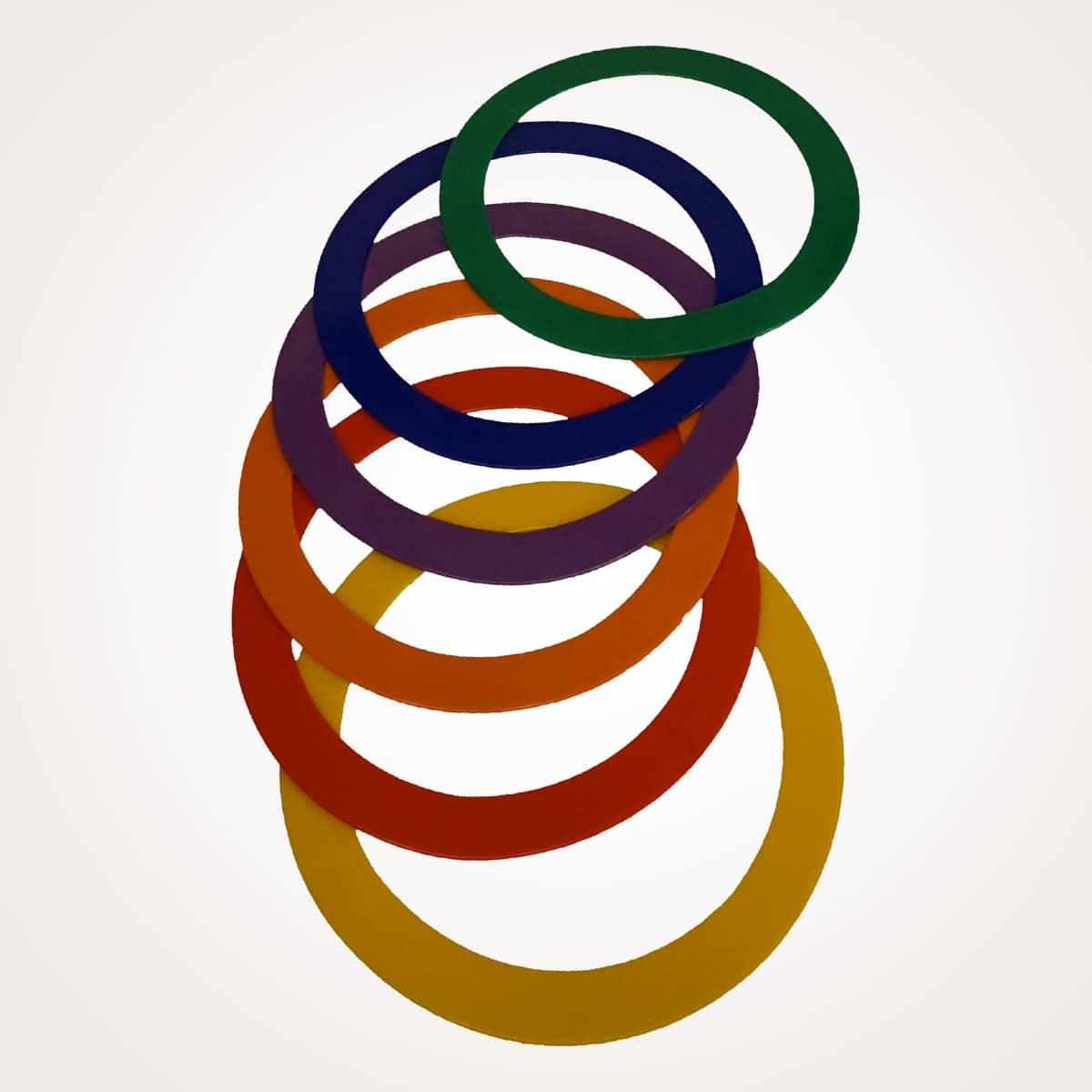 anneau de marquage au sol